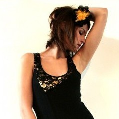 Sensual Gold Lace